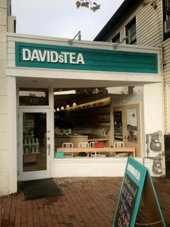 Crédit Photo : David's Tea
