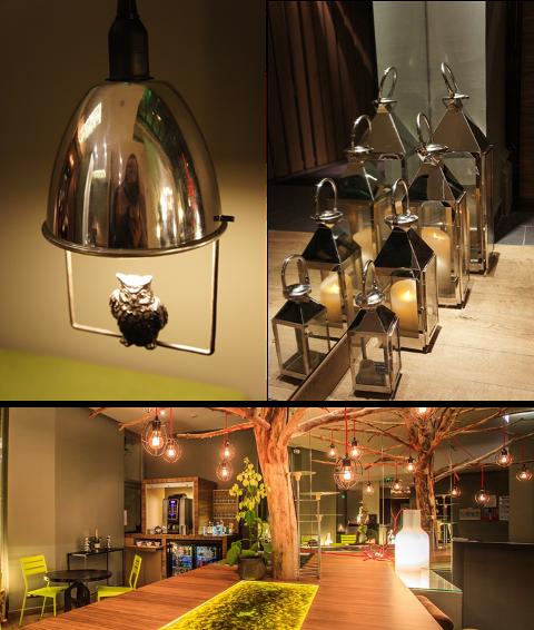 Réception à l'orée de la forêt... Legend Hotel