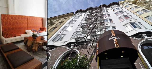 Vertigo Hotel - San Francisco - Nob Hill