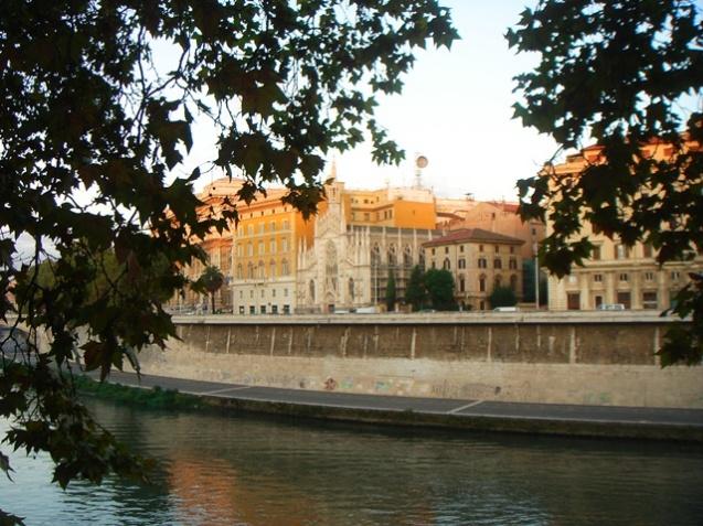 Un matin à Rome