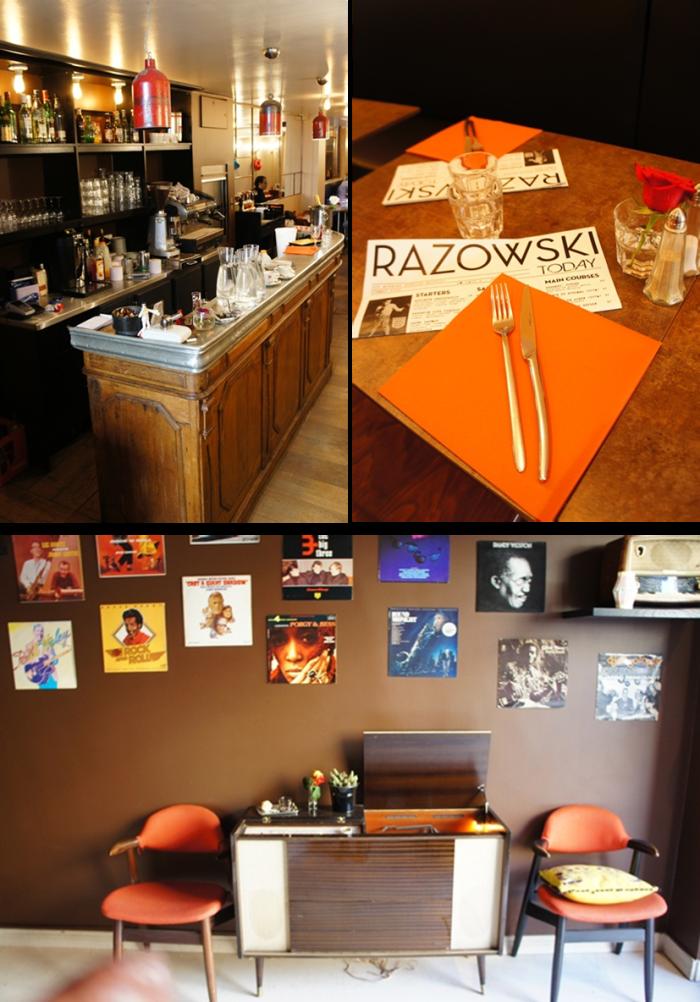 Rasowski restaurant