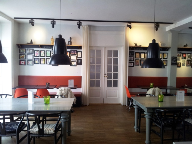 Ibsen Lobby & Restaurant