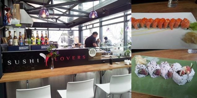 Sushi Lovers - Copenhagen