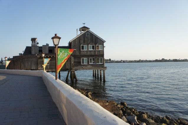 San Diego - Sea Port Village