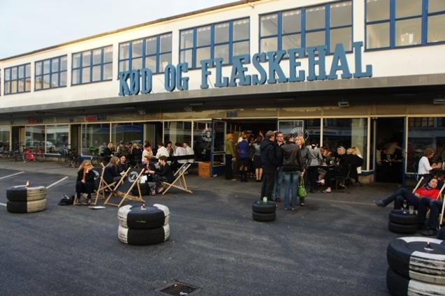 Kødbyens Fiskebar - Copenhagen