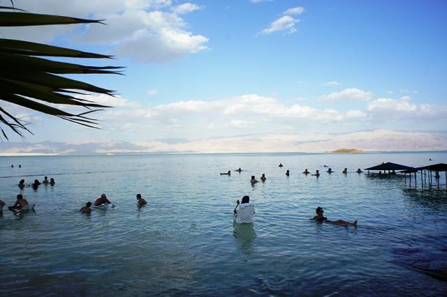 La Mer Morte - Israël