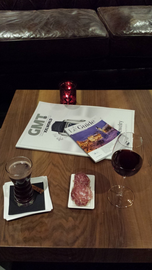 Verre de vin et Vin Chaud 2.0