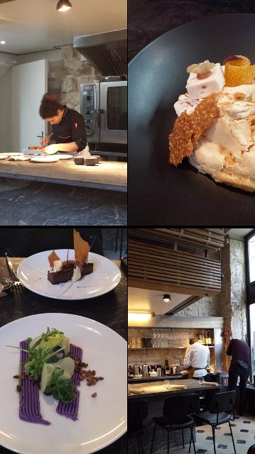 Dessance : Bar à desserts gastronomiques à Paris