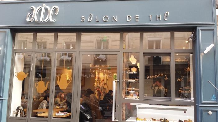 Salon de thé Acide Macaron