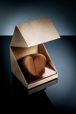Le coeur à partager à la Manufacture d'Alain Ducasse - Paris