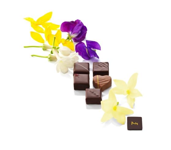 La collection de la Maison du Chocolat pour la Saint-Valentin 2014
