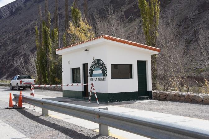 La douane en Argentine