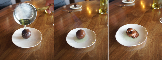Chocolat au Génépi