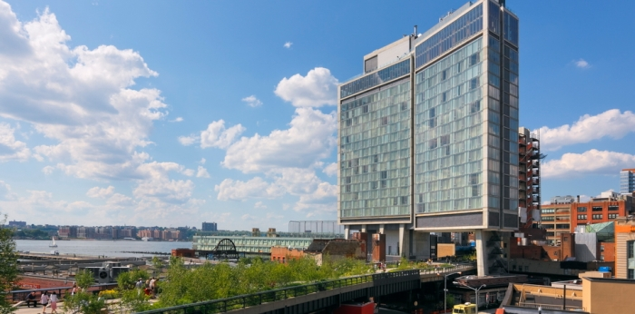 The Standard Hotel - Meatpacking NY