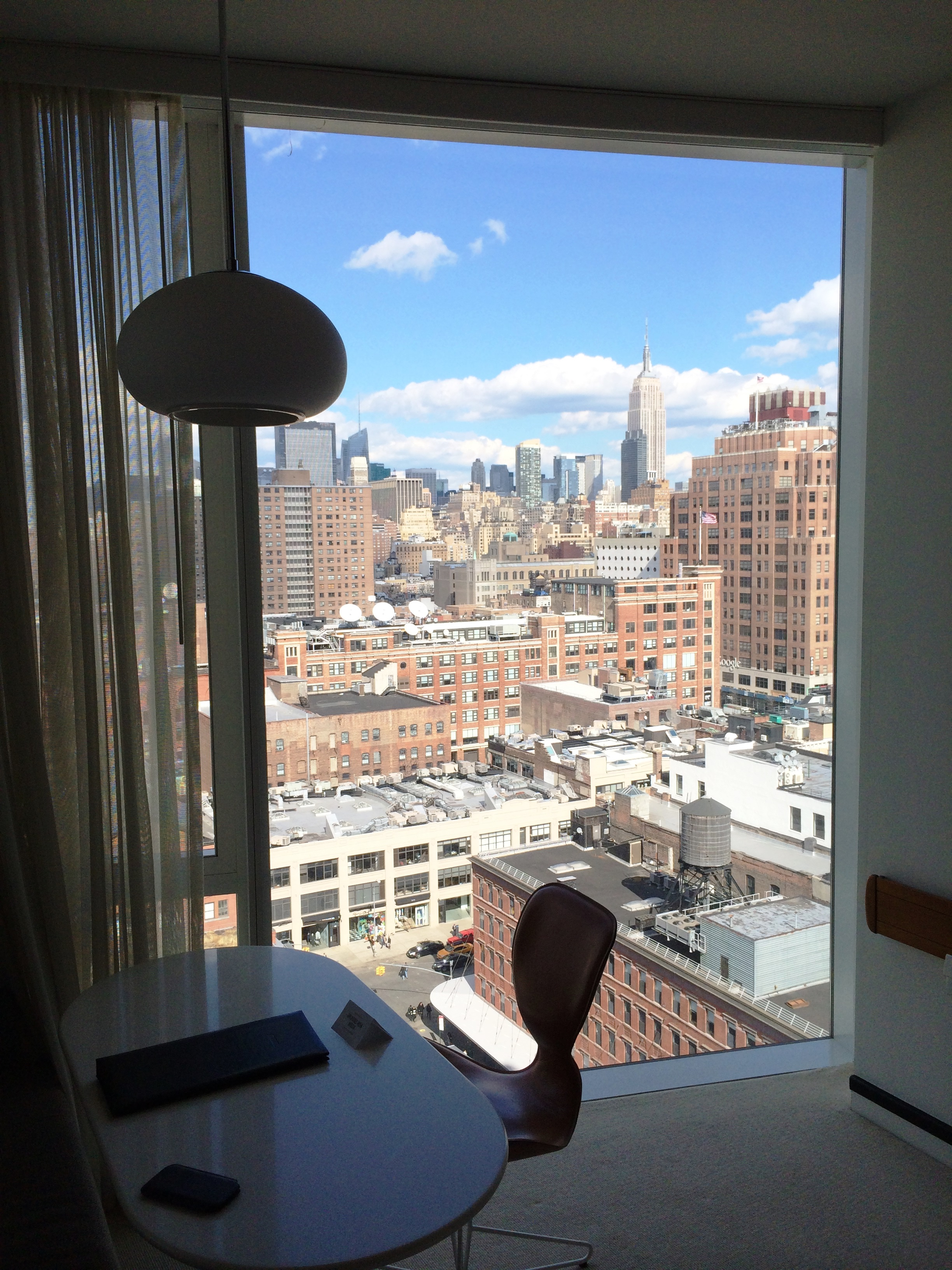 The Standard High Line – Hotel New-York