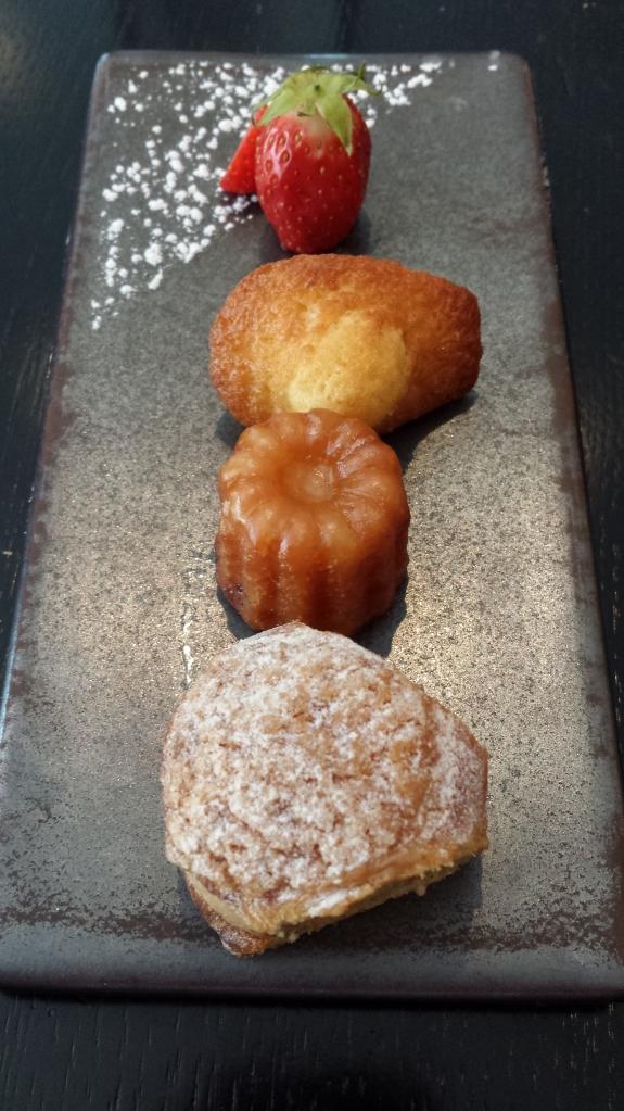 Mini Pâtisseries du menu Bout'Chou