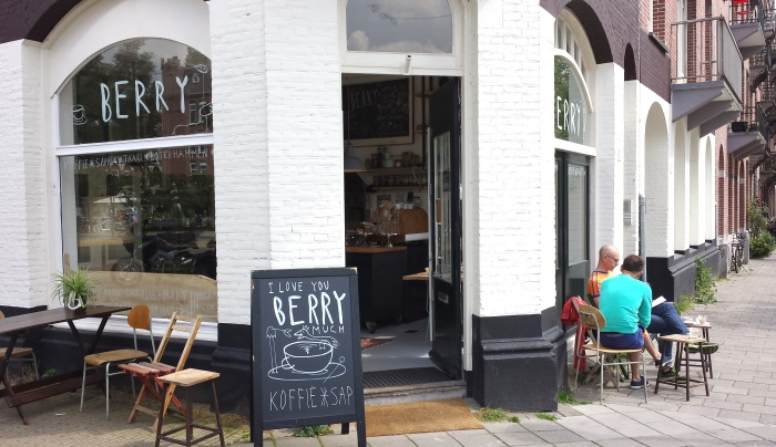 Berry Coffee Shop