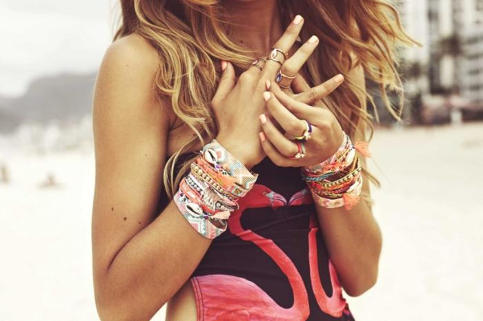 Les bracelets Hipanema : l'incontournable de l'été ! Crédit photo : www.hipanema.com