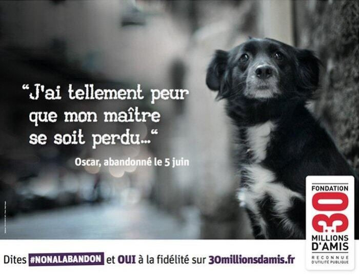 #NONALABANDON et oui la fidélité !