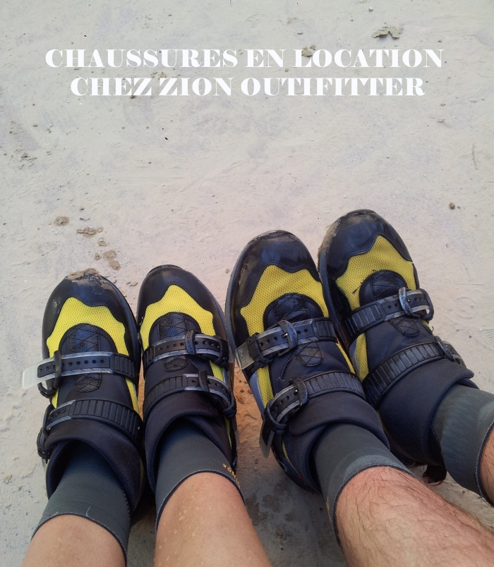 Chaussures Zion Outfitters