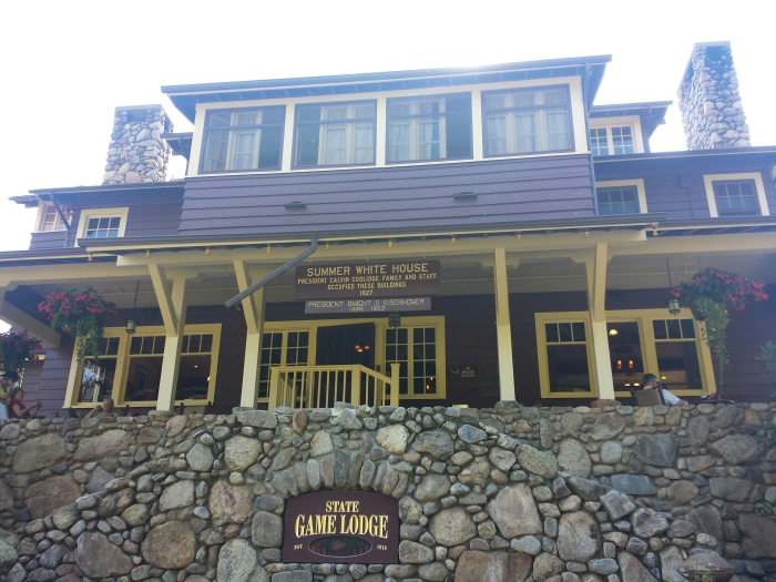 Custer Game State Lodge Hotel