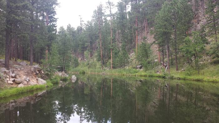 Grace Coolidge trail