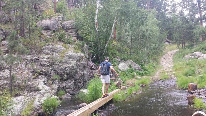 Custer Trail