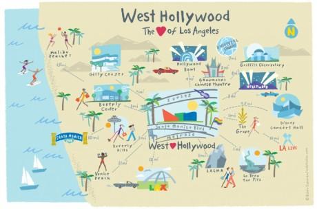 Los Angeles par quartiers