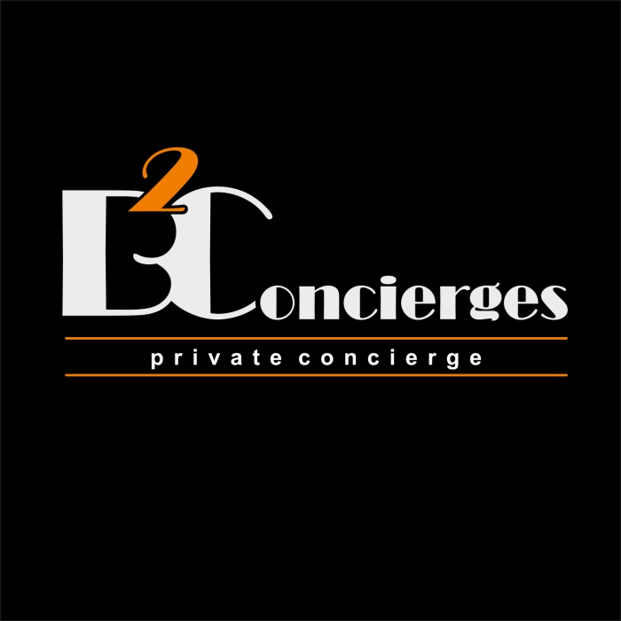 B2 Concierges Megeve logo