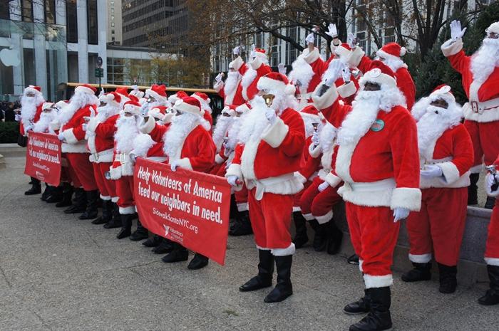Santas NY