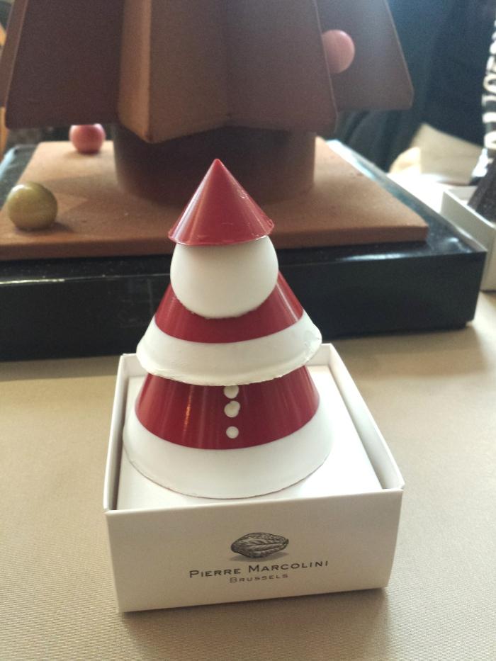 Le Père Noël miniature