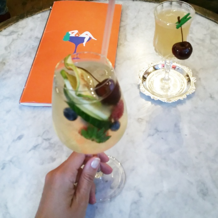 Must try : le cocktail Big Mamma, très rafraîchissant