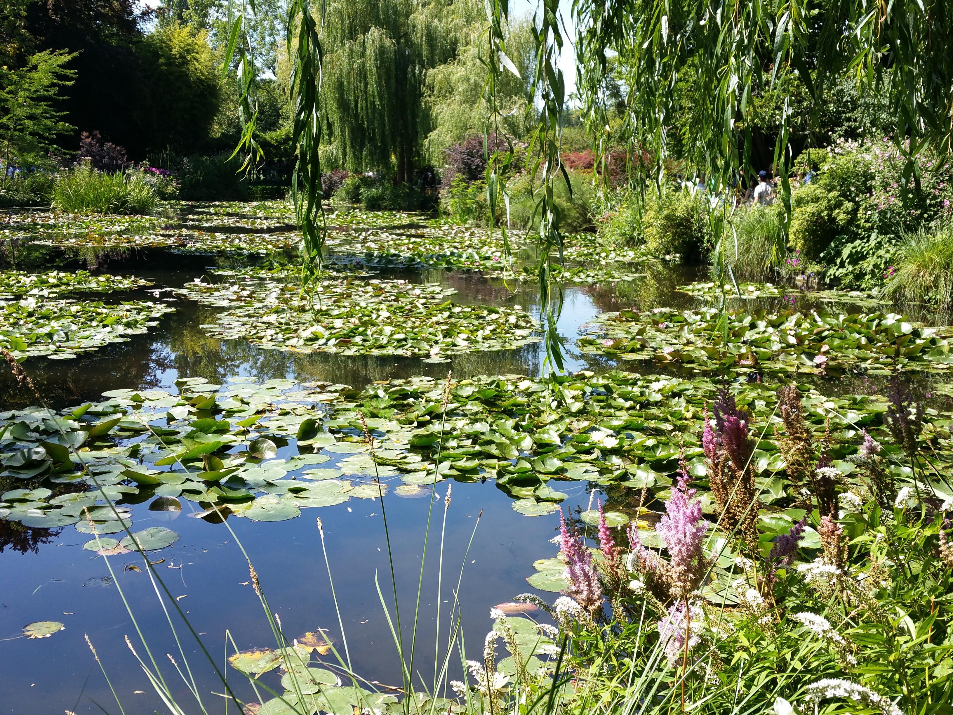 Une journée  la maison de Monet  Giverny et ses cél¨bres jardins