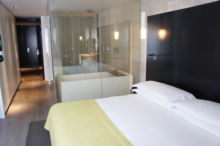 Notre chambre belle et confortable