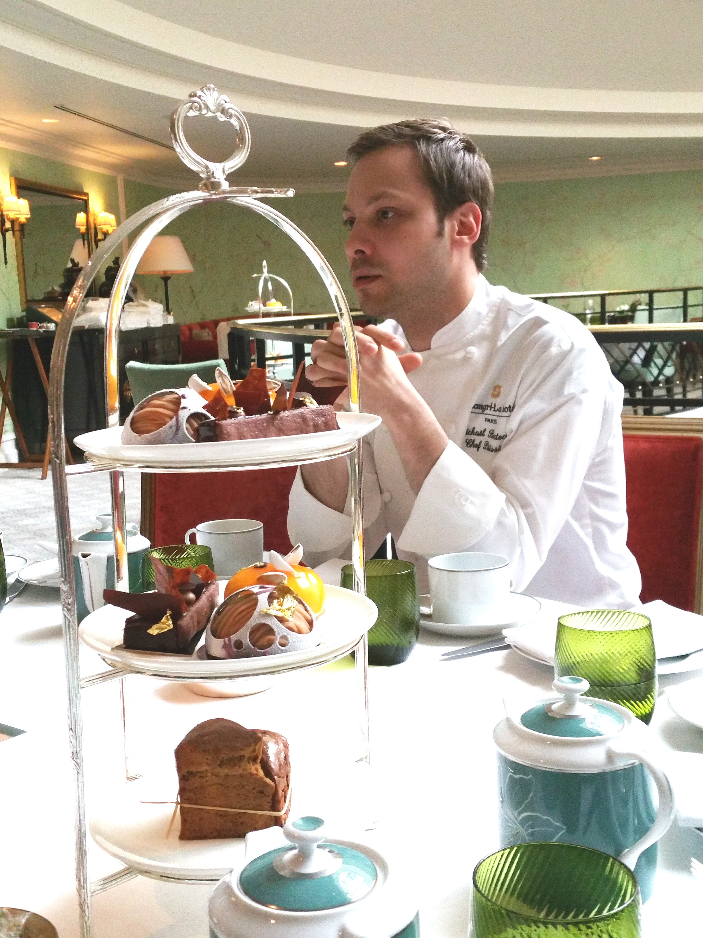 L Incroyable Tea Time Vegan Du Shangri La Paris