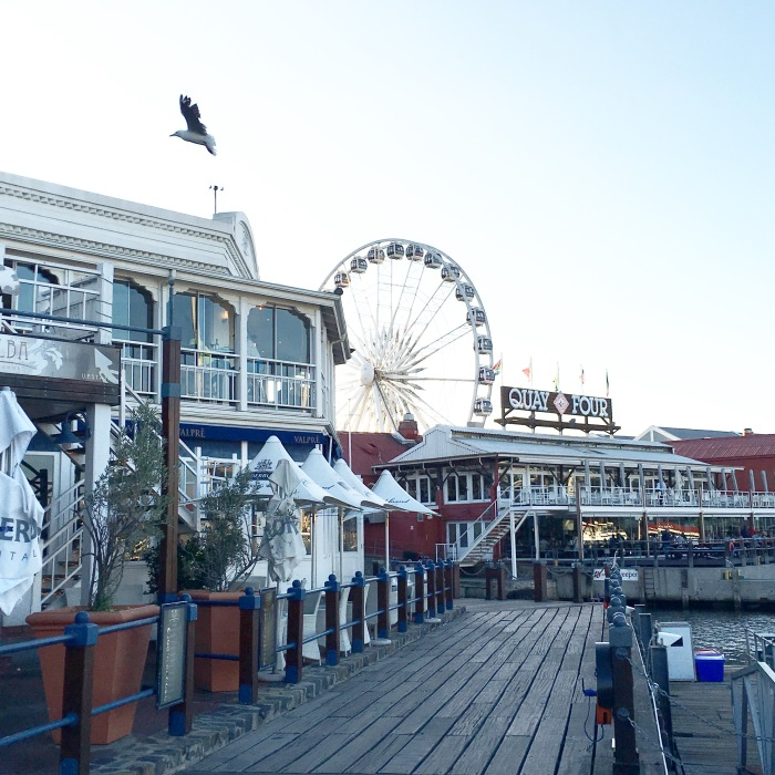 Victoria and Albert Waterfront - Cape Town
